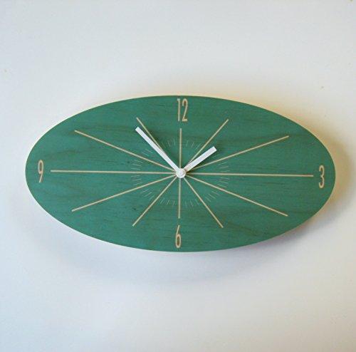 - Oval Classic Wall Clock