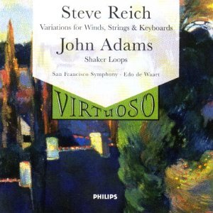 (Variations / Shaker Loops by Steve Reich)