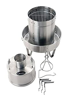 The Orion Cooker Convection BBQ Smoker