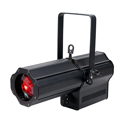 American DJ Encore Profile 1000 Color | 120 watt COB RGBW ellipsoidal, sharp or soft edge beam
