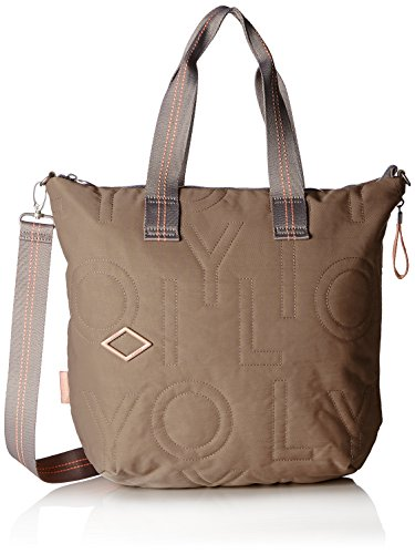 Beige Mujer Spell bolsos Taupe Oilily de Shopper y hombro Lvz Shoppers PznnB8xqw