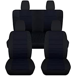 2013 jeep rubicon seat covers thanks