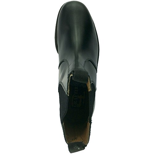 Black Chelsea Chelsea Grafters Black Grafters Boot Chelsea Grafters Grafters Boot M153 Chelsea M153 Black Boot M153 q1ERf