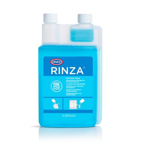 Urnex Rinza Milk Frother Cleaner - 32oz Bottle (Case of 6) (Rinza Milk Frother Cleaner)