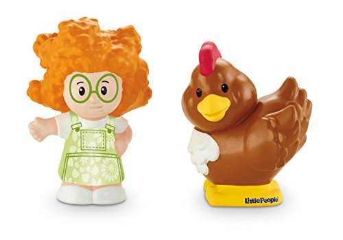 Fisher-Price Little People Sofie & Chicken (Chicken Little Figures compare prices)
