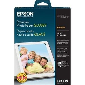 Epson America Photo Paper - NEW Borderless Photo Paper 5x7 (Paper)