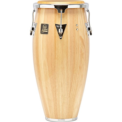 Latin Percussion LPA611-AWC Aspire Wood 11-Inch Conga - Natural/Chrome