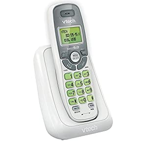 Phone Handset Cordless, Vtech Cs6114 Single Home Landline Phone Cordless Handset
