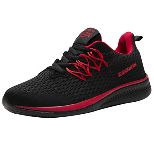 iHPH7 Shoes Running Lightweight Sports Shoe Athletic Fashion Sneakers Comfort Walking Shoes for Male Tennis Casual Breathable Walking Sneakers Men - Penguin Hiker Laces
