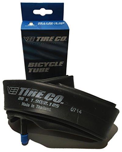 Vee - 26x2.10 Vee Rubber 26 inch Bike Tire Bicycle Inner Tube American Schrader Valve