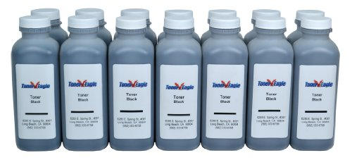 Canon ImageClass D420 D480 MF4150 MF4270 MF4350 MF4350d MF4370 MF4370dn MF4380dn MF4690 Type 104X Fourteen (14) High Yield Black Toner Refill Kit. Refills 0263B001AA. Manufactured by Toner Eagle. FREE 2 Day U.S. Shipping. ()