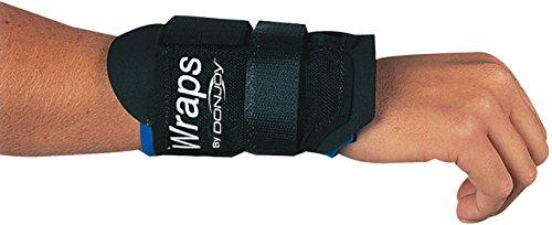 DonJoy Wrist Wraps - Wrist Brace - Small