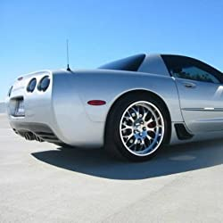 """C5 Corvette ZO6 Antenna Short Mast 8"""" inches Fits: 99 through 04 Z06 and FRC Corvettes Only"""