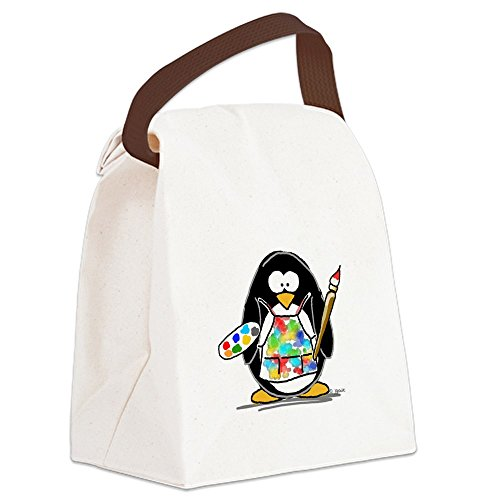 CafePress - Artist.jpg Canvas Lunch Bag - Canvas Lunch Bag with Strap - Painters Reviews