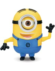 (新低)小黄人 玩偶 $27.74 Despicable Me Minion Stuart Laughing Action Figure