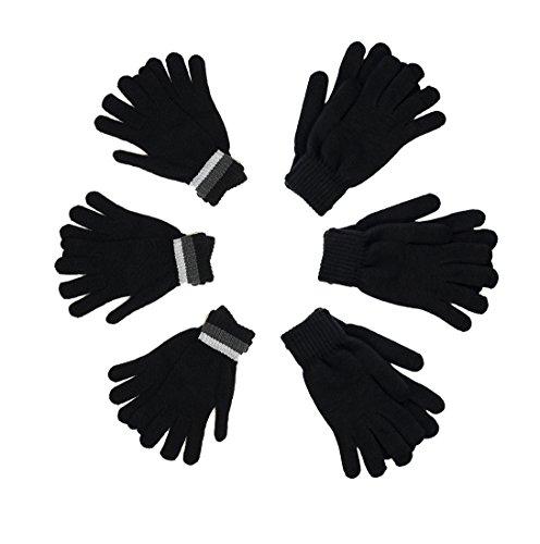 Men'S Glove Sizes - 6