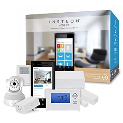 Insteon Smartlabs Smart Home Automation Starter Kit (2244-244)