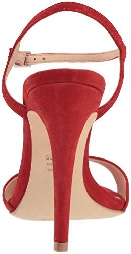 Donne Delle Tango Giada Rosso Tacco Sandalo Schutz wx8SBqY