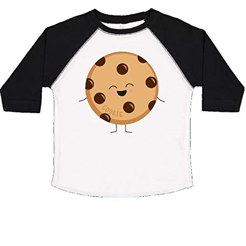 inktastic - Cookie Costume Toddler T-Shirt 2T White and Black 31d11 ()