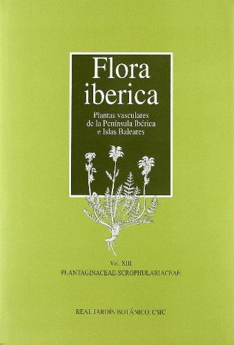 Descargar Libro Flora Ibérica. Vol. Xiii. Plantaginaceae-scrophulariaceae Santiago Castroviejo