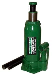 Maasdam MPL6B Bottle Jack , 6 Ton, Green