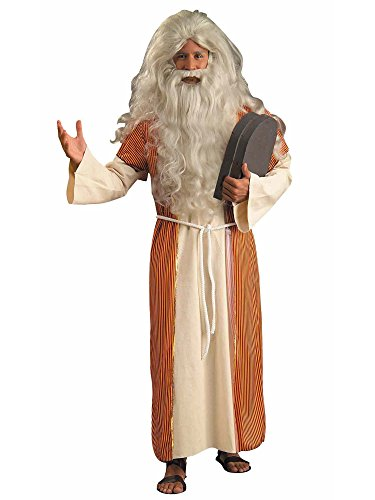 Forum Novelties Men's Biblical Times Moses Costume, Multi, One Size -