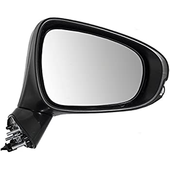 Foldaway For Volkswagen Jetta 11-14 Passenger Side Power View Mirror Heated