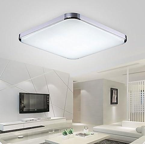 Etime® Led Deckenleuchte Dimmbar Deckenlampe Modern Wohnzimmer
