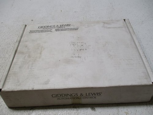 GIDDINGS & LEWIS PiC900 M.1016.8933 OUTPUT MODULE 502-03549-02R1NEW IN BOX
