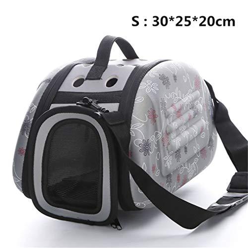 - FR6RFS Dog Cat Carrier Bags Shoulder Package Portable Outdoor Travel Tote Shoulder Backpack Pet Carrier Bag Dog House Dog Silver