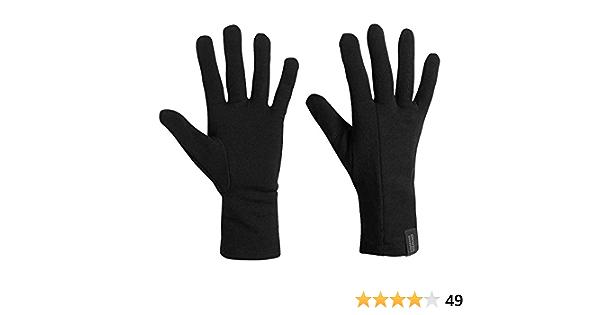 Icebreaker Merino Unisex-Adult 260 Tech Merino Wool Glove Liner