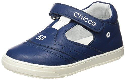 Chicco Baby Jungen Ghepio Sandalen Blau (Blu)