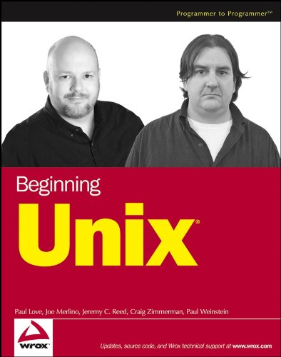 Download Beginning Unix Pdf