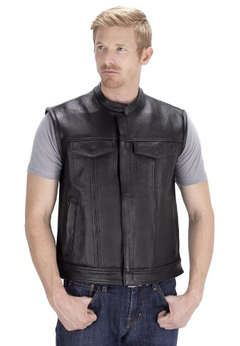 Viking Cycle Gardar Motorcycle Vest for Men (M)