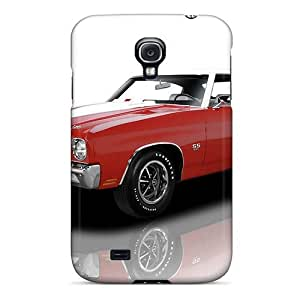 Galaxy S4 Case Cover Skin : Premium High Quality Chevrolet Chevelle Ss 396 '1970 Case