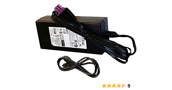 Digipartspower AC//DC Adapter for HP Photosmart Premium C310 C310a C310b 410 Printer Power Supply Cord Cable Charger Input 100-240 VAC Worldwide Use Mains PSU