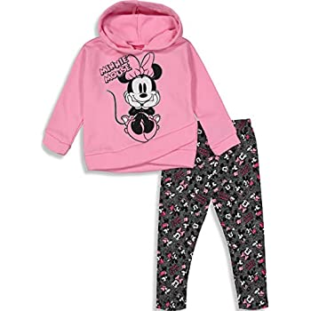 Disney Minnie Mouse Fleece Hoodie and Leggings Set