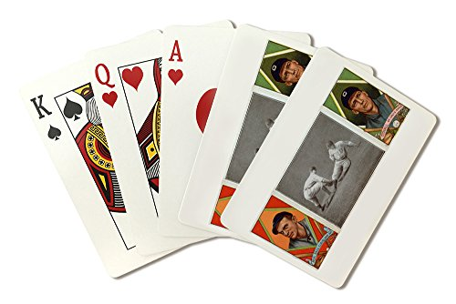 (St. Louis Browns - Neal Ball/Geo. T. Stovall - Baseball Card (Playing Card Deck - 52 Card Poker Size with Jokers))