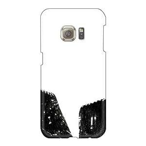 DannyLCHEUNG Samsung Galaxy S6 High Quality Hard Cell-phone Cases Unique Design Stylish Daft Punk Band Skin [FPy3600DRLc]