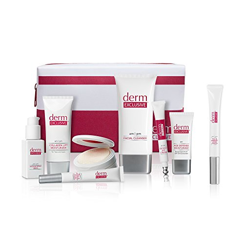 Derm Exclusive Anti-Aging Ultimate Collection - 90 day supply - FAN FAVORITE