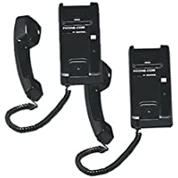 Newmar 2 Station Intercom System Black