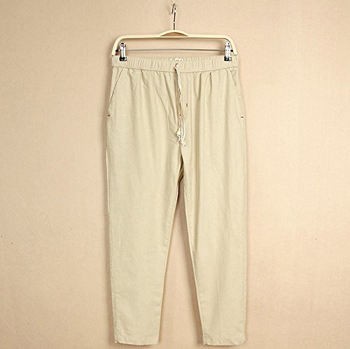Vêtements Petits Survêtement Longueur lin Sweatpants Kaki Travail Pantalons De Pieds Hommes Sport Liquidation Casual La Leggings Cheville Pantalon Trousers Crayon Pant Day zP6dxTqwT