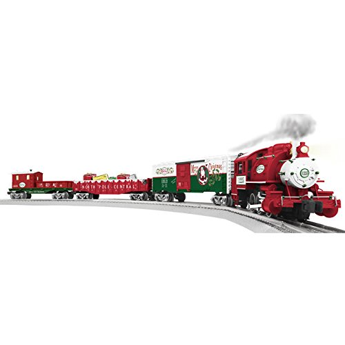 Lionel Santa's Helper Christmas Lionchief Set