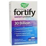 Nature's Way Primadophilus Fortify Women's Probiotic 30 Billion, Vegetarian Capsules - 3PC