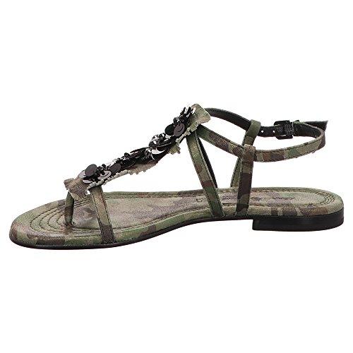 Kennel & Schmenger Women's 71-94050-266 Fashion Sandals Green Green Green deEZ4