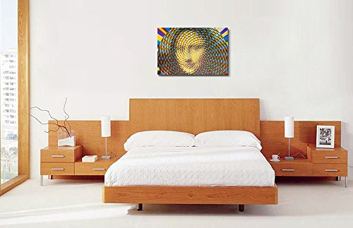 Mona Lisa 3D Home Deoration Wall Decor