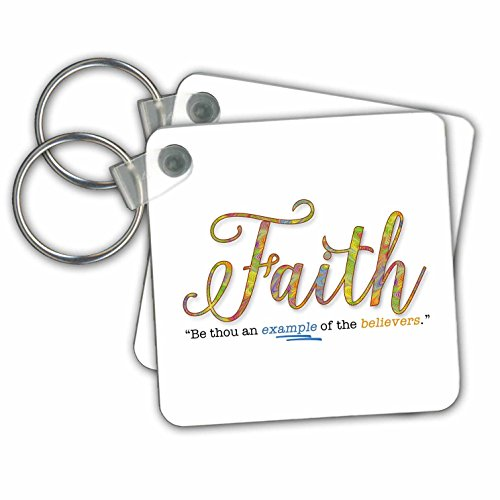 doreen-erhardt-inspirational-faith-be-an-example-religious-bible-verse-typography-key-chains-set-of-