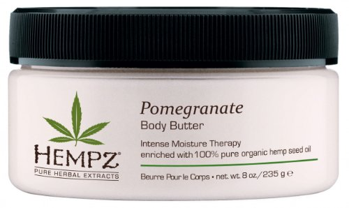 Hempz Pomegranate Body Butter Ounce