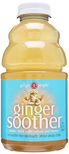 GINGER PEOPLE GINGER SOOTHER by The Ginger People