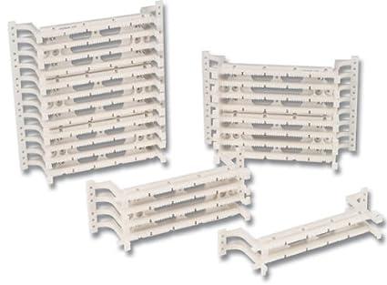 amazon com s110aw2 100 siemon 100 pair s110 wiring block with rh amazon com